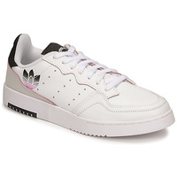 Shoes Women Low top trainers adidas Originals SUPERCOURT White
