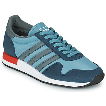 Shoes Low top trainers adidas Originals USA 84 Blue