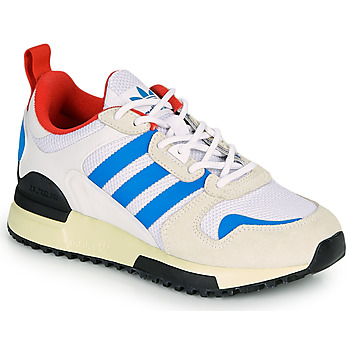 Shoes Children Low top trainers adidas Originals ZX 700 HD J Beige / Blue