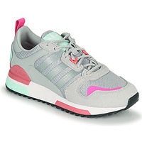 Shoes Women Low top trainers adidas Originals ZX 700 HD W Grey / Pink