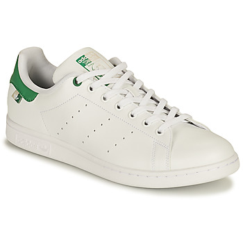 Shoes Low top trainers adidas Originals STAN SMITH SUSTAINABLE White / Green