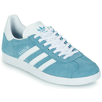 Shoes Women Low top trainers adidas Originals GAZELLE W Blue