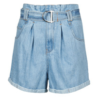 Clothing Women Shorts / Bermudas Betty London ODILON Blue / Medium