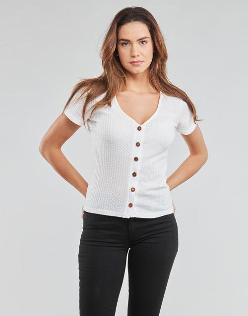 Clothing Women Tops / Blouses Betty London ODILOU White