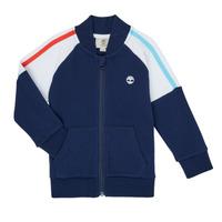 Clothing Boy Sweaters Timberland SOTTA Marine