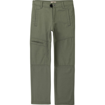 Clothing Boy Cargo trousers Timberland CARGOTA Kaki