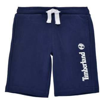 Clothing Boy Shorts / Bermudas Timberland SHOTA Marine