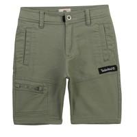 Clothing Boy Shorts / Bermudas Timberland KLOPA Kaki