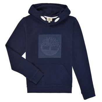 Clothing Boy Sweaters Timberland MOMMO Marine