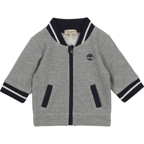 Clothing Boy Jackets / Cardigans Timberland SUZZON Multicolour