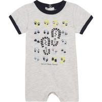 Clothing Boy Jumpsuits / Dungarees Timberland SUPLLI Grey