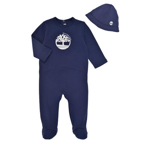 Clothing Boy Sleepsuits Timberland HIPPI Marine