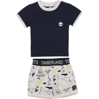 Clothing Boy Sets & Outfits Timberland PITTI Multicolour