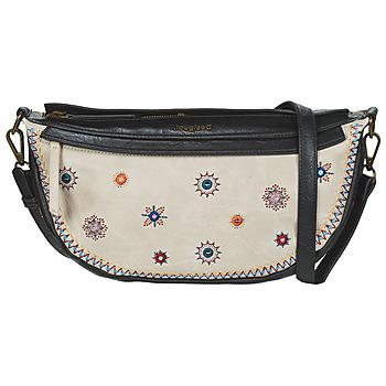 Bags Women Small shoulder bags Desigual BOLS_CRISTAL MOON_LUISIANA Beige