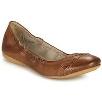 Shoes Women Flat shoes Dream in Green NERLINGO Beige
