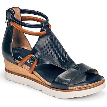 Shoes Women Sandals Dream in Green LIRABIEN Blue