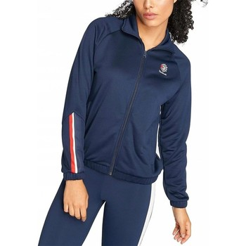 Clothing Women Track tops Reebok Sport AC Tracktop Navy blue