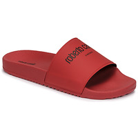 Shoes Men Sliders Roberto Cavalli CIABATTA Red