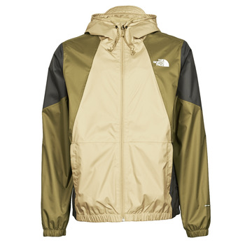 Clothing Men Jackets The North Face FARSIDE JACKET Kaki / Brown
