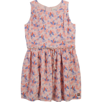 Clothing Girl Short Dresses Carrément Beau Y12247-44L Pink