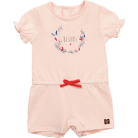 Clothing Girl Jumpsuits / Dungarees Carrément Beau Y94234-44L Pink