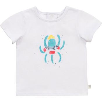 Clothing Boy Short-sleeved t-shirts Carrément Beau Y95275-10B White