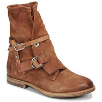 Shoes Women Mid boots Airstep / A.S.98 ZEPORT BRIDE Camel