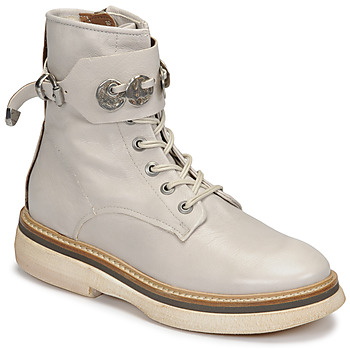 Shoes Women Mid boots Airstep / A.S.98 IDLE White