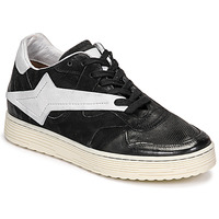 Shoes Women Low top trainers Airstep / A.S.98 ZEPPA Black / White