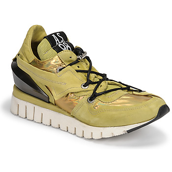 Shoes Women Low top trainers Airstep / A.S.98 DENASTAR Yellow