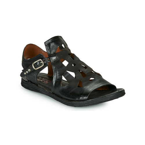 Shoes Women Sandals Airstep / A.S.98 RAMOS PERF Black