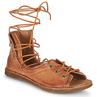 Shoes Women Sandals Airstep / A.S.98 RAMOS LUNE Camel