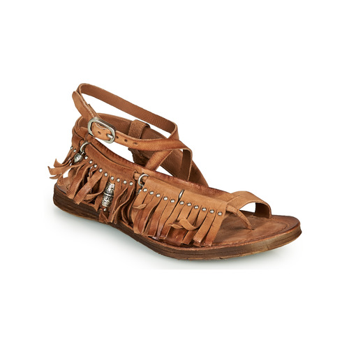 Shoes Women Sandals Airstep / A.S.98 RAMOS FRANGE Brown