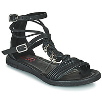 Shoes Women Sandals Airstep / A.S.98 RAMOS TORSADE Black