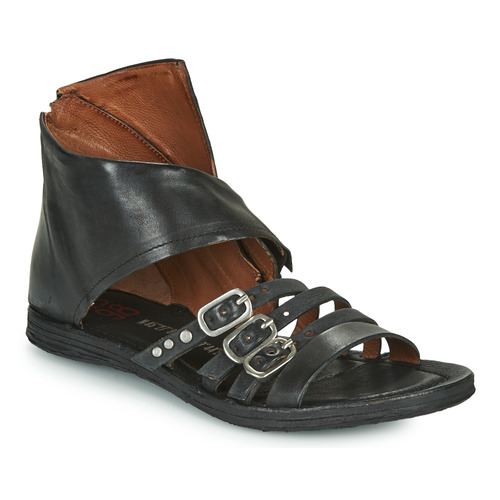 Shoes Women Sandals Airstep / A.S.98 RAMOS HIGH Black