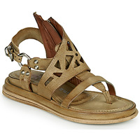 Shoes Women Sandals Airstep / A.S.98 POLA GRAPH Kaki