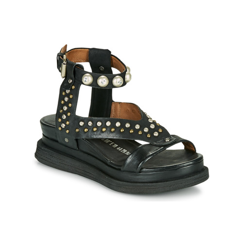 Shoes Women Sandals Airstep / A.S.98 LAGOS STUD Black