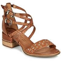 Shoes Women Sandals Airstep / A.S.98 MORAINE Camel