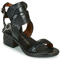 Shoes Women Sandals Airstep / A.S.98 KENYA BUCKLE Black