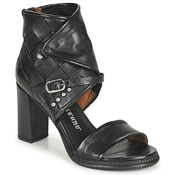 Shoes Women Sandals Airstep / A.S.98 BASILE HIGH Black