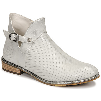 Shoes Women Mid boots Regard GRIVES White