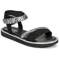 Shoes Women Sandals Regard ANGERS Black