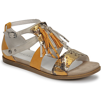 Shoes Women Sandals Regard BASTIL2 Yellow