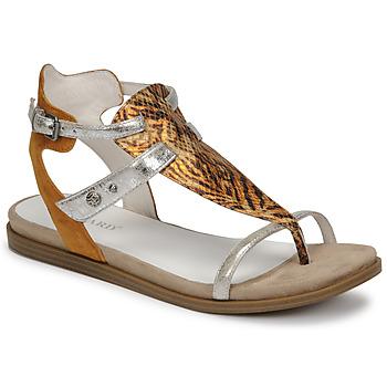 Shoes Women Sandals Regard BAZUR2 Brown