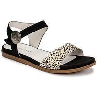 Shoes Women Sandals Regard BERRY Black