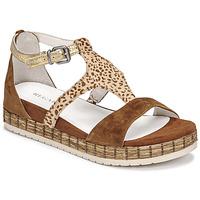 Shoes Women Sandals Regard CASSIS Brown