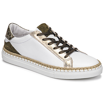 Shoes Women Low top trainers Regard KIFIS White
