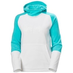 Clothing Women Sweaters Helly Hansen DAYBREAKER LOGO HOODIE 51894 White