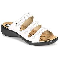 Shoes Women Mules Romika Westland IBIZA 66 White
