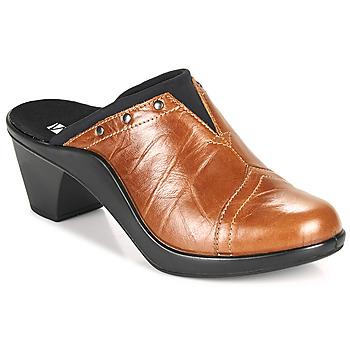 Shoes Women Mules Romika Westland ST TROPEZ 271 Brown